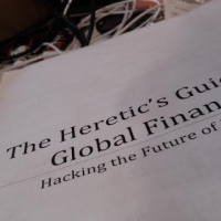 American Kabuki Release Of Book : Suitpossum : The Heretic's Guide To Global Finance – Hacking The Future Of Money – 27 Heretic27sguidebrettscott
