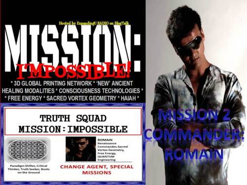 ROMAIN BADASS ADVERT MISSION 2